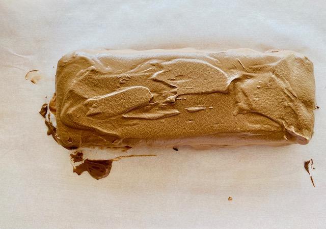 second cream layer