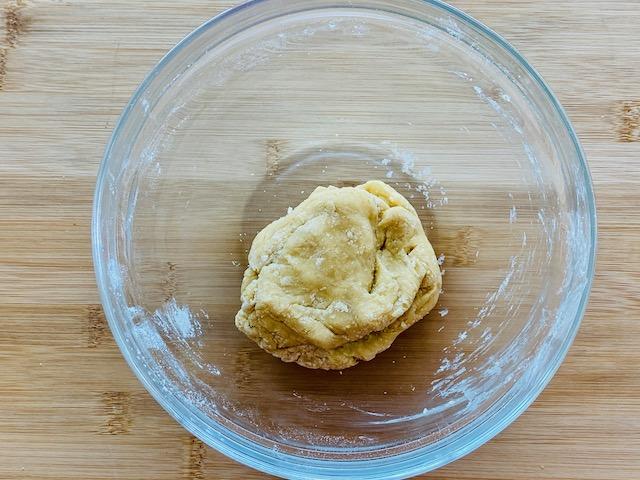 Stiff dough